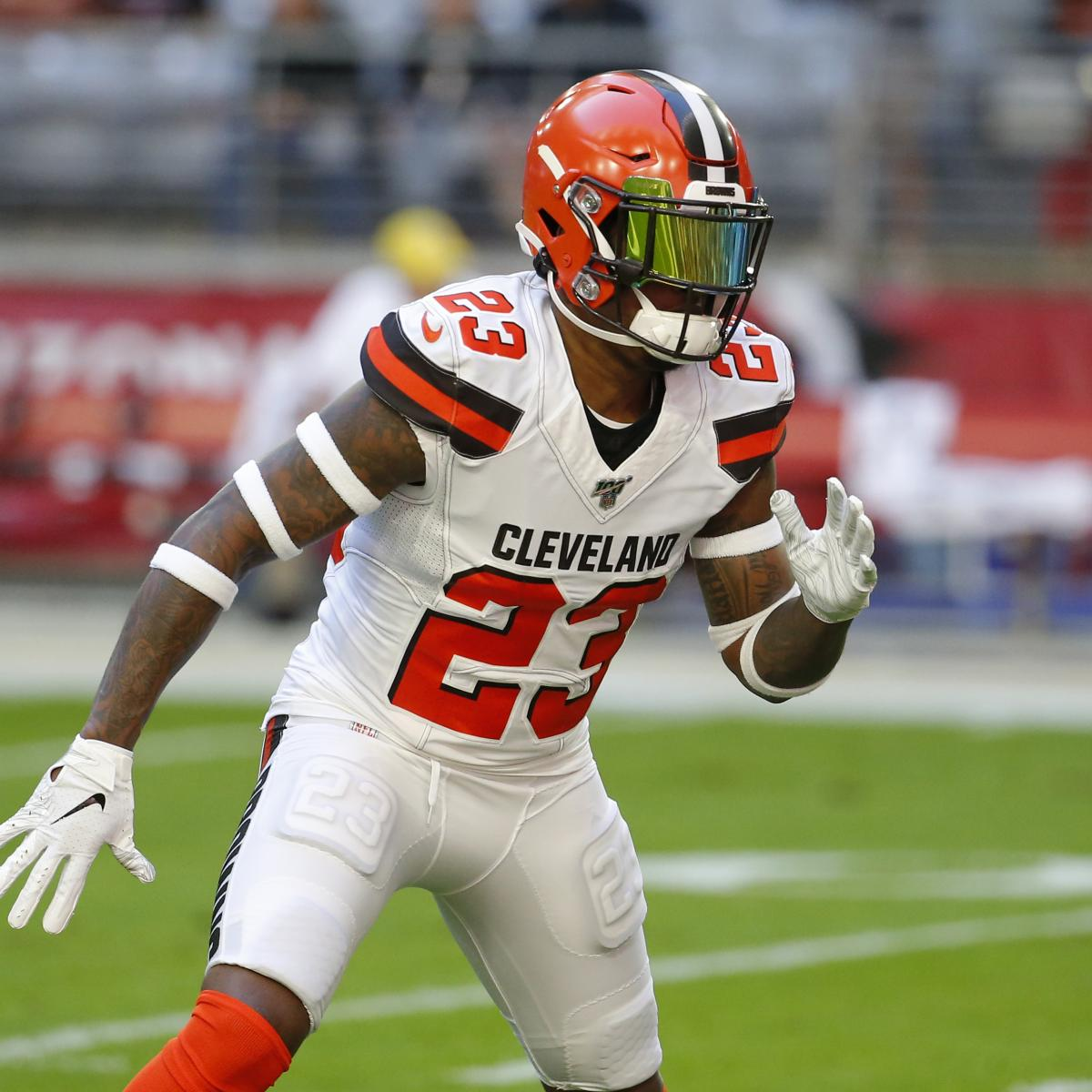Ex-Browns S Damarious Randall, Raiders Agree to 1-Year Contract