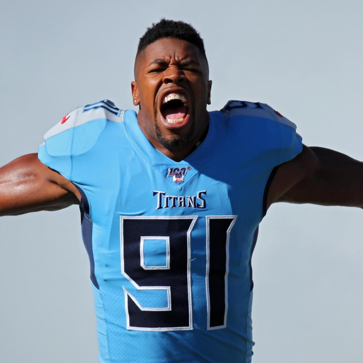 Cameron Wake's Agent Denies Report That Ex-Titans, Dolphins DE Will Retire