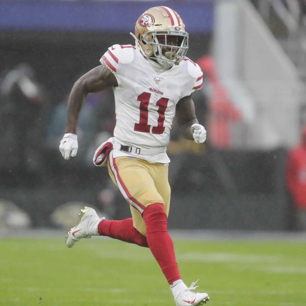 49ers Rumors: Latest Marquise Goodwin Trade Buzz, Plans at Wide Receiver