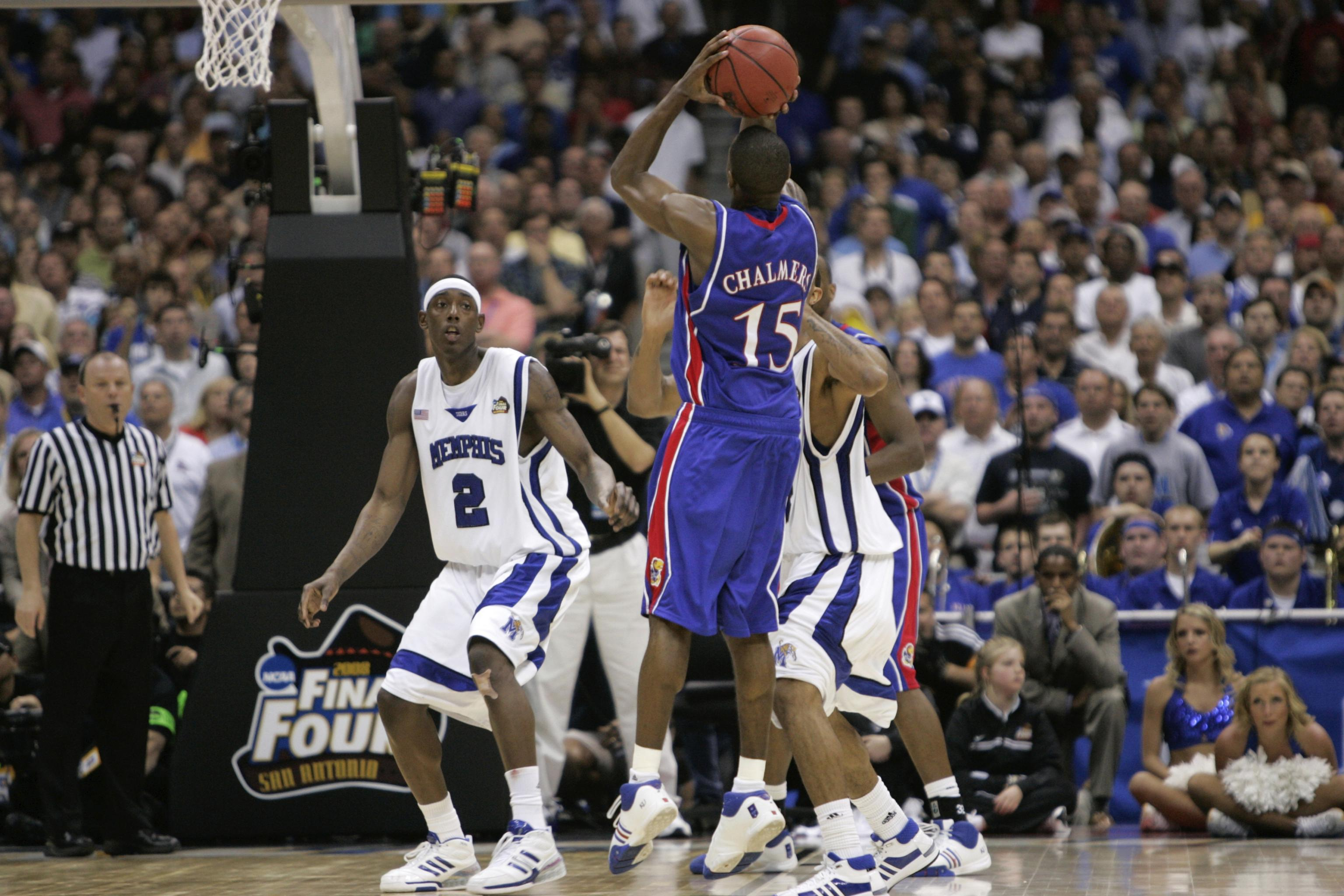Kansas Head Coach Bill Self Live-Tweets 2008 National Championship ...
