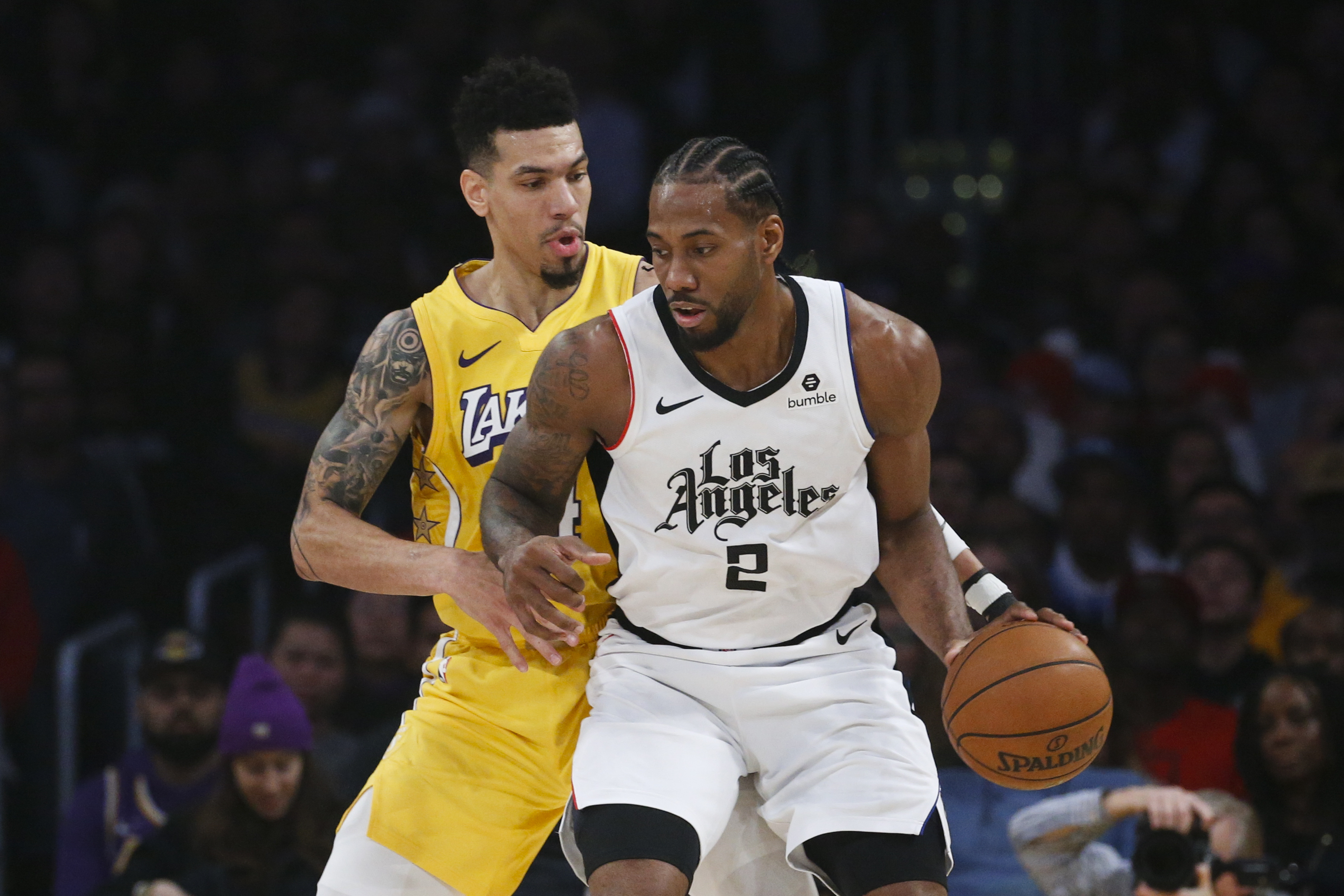 Lakers Danny Green Reveals Differences Between Playing With Lebron Kawhi Bleacher Report Latest News Videos And Highlights
