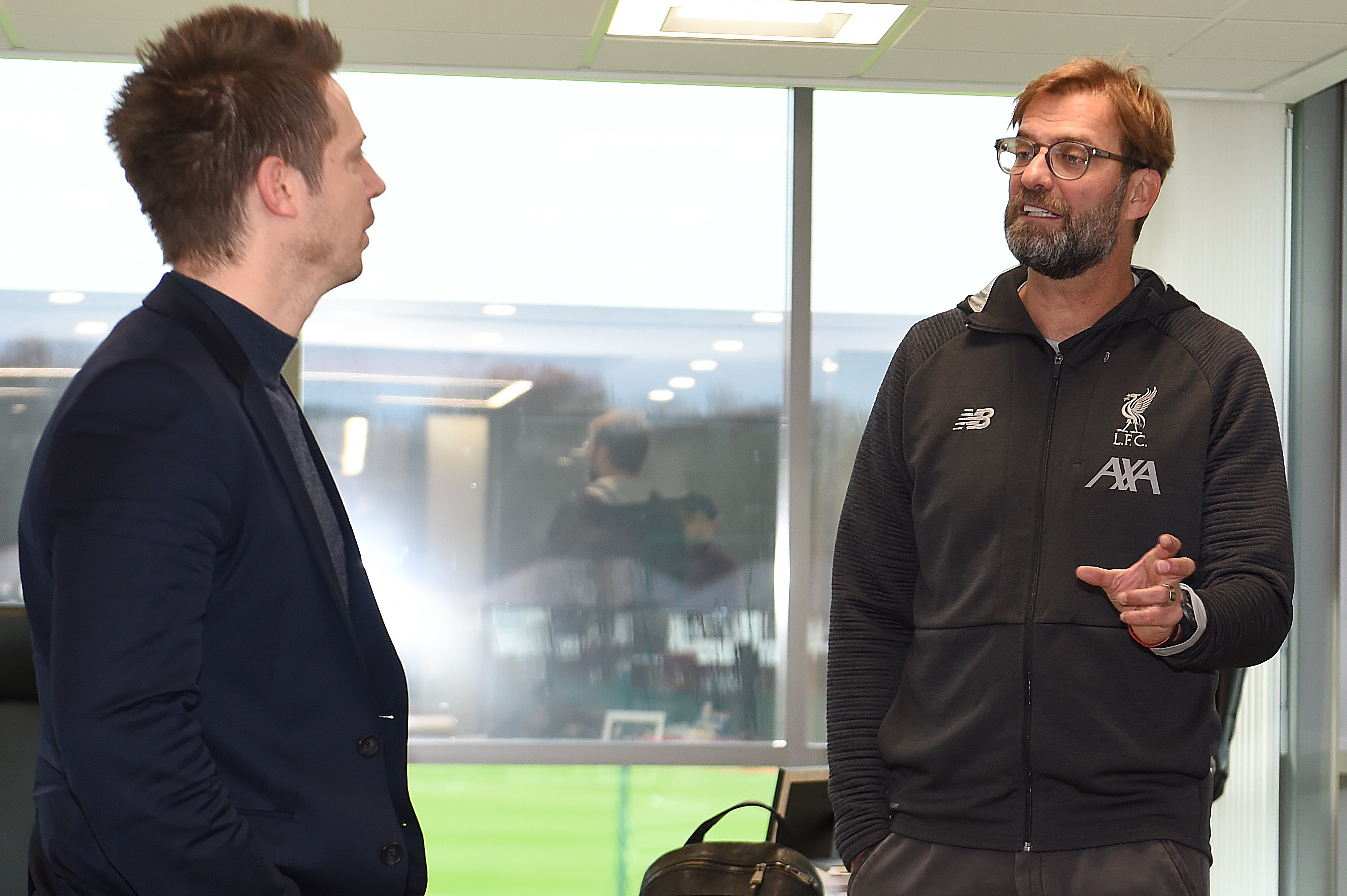 Michael Edwards: The Making of the Man Who Helped to Make Klopp's ...