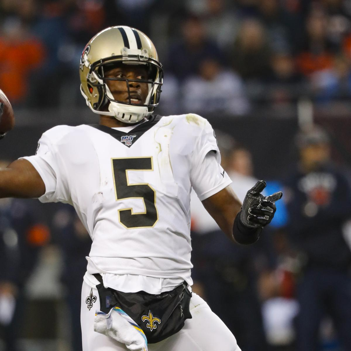 Teddy Bridgewater, Updated Panthers Depth Chart After Cam