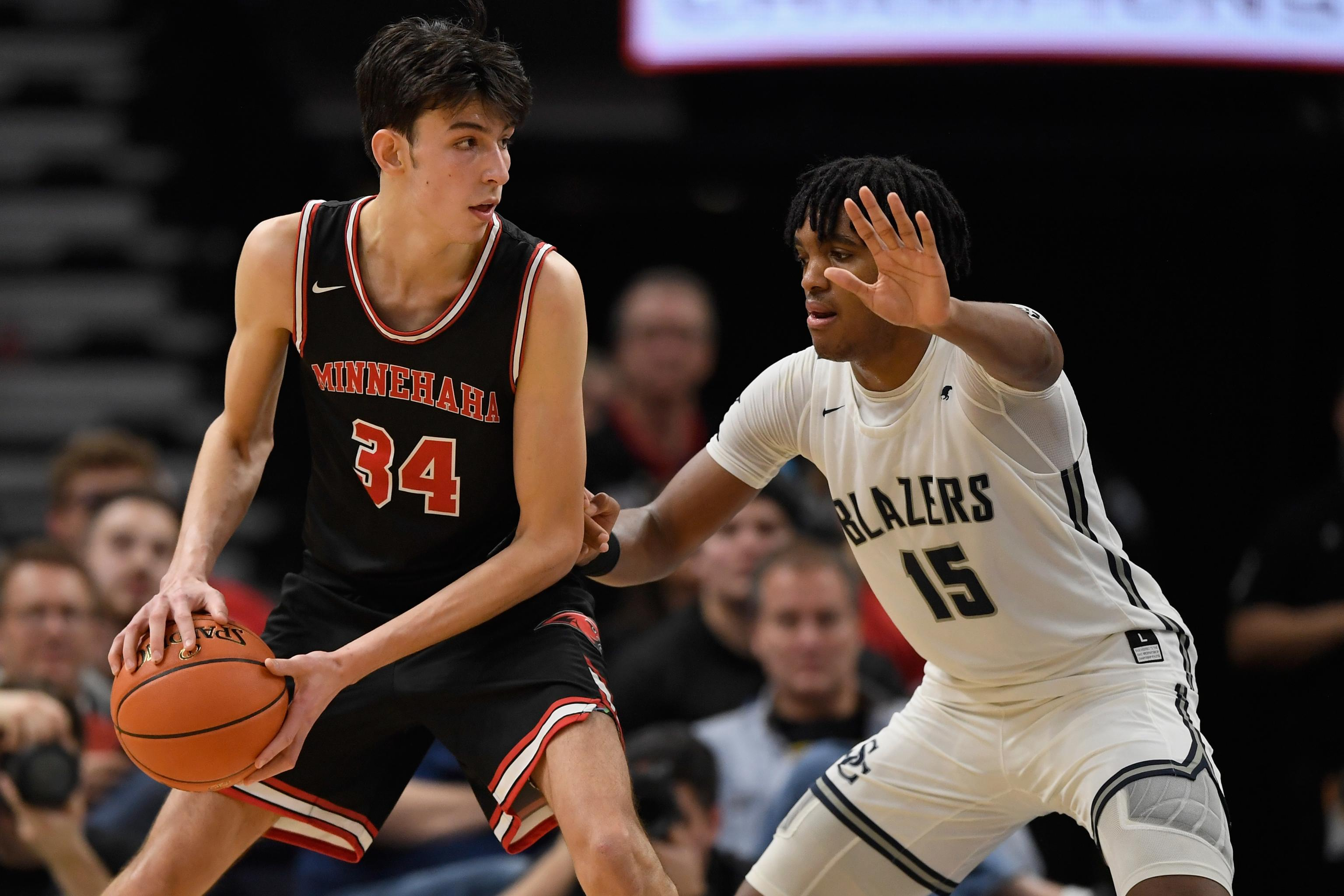 5-Star C Chet Holmgren Commits to Gonzaga over UNC, Michigan, More |  Bleacher Report | Latest News, Videos and Highlights