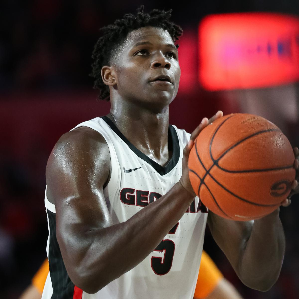 2020 NBA Mock Draft: Best Fits for Anthony Edwards and Top Prospects