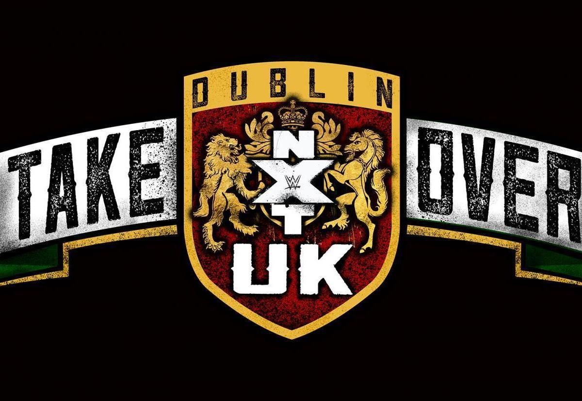 WWE NXT UK TakeOver: Dublin Postponed Because of Coronavirus Pandemic