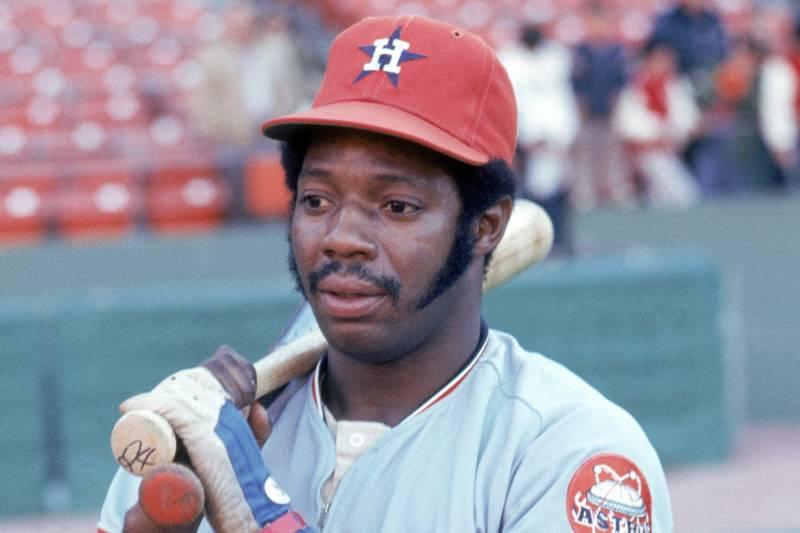 3-Time All-Star, Astros Great Jimmy Wynn Dies at Age 78 | Bleacher ...
