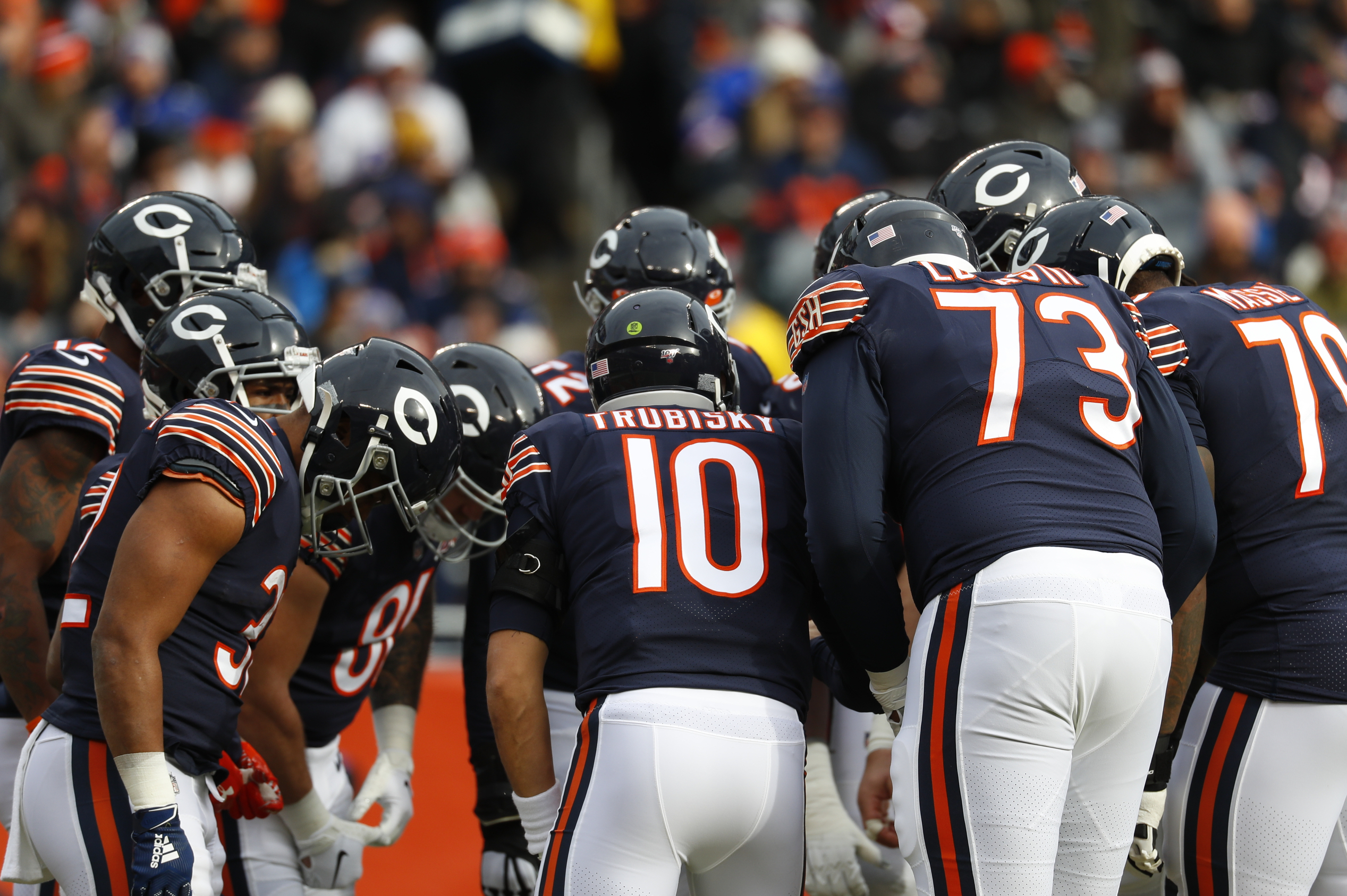 2020 Chicago Bears Schedule: Full Listing of Dates, Times and TV Info | Bleacher Report | Latest News, Videos and Highlights