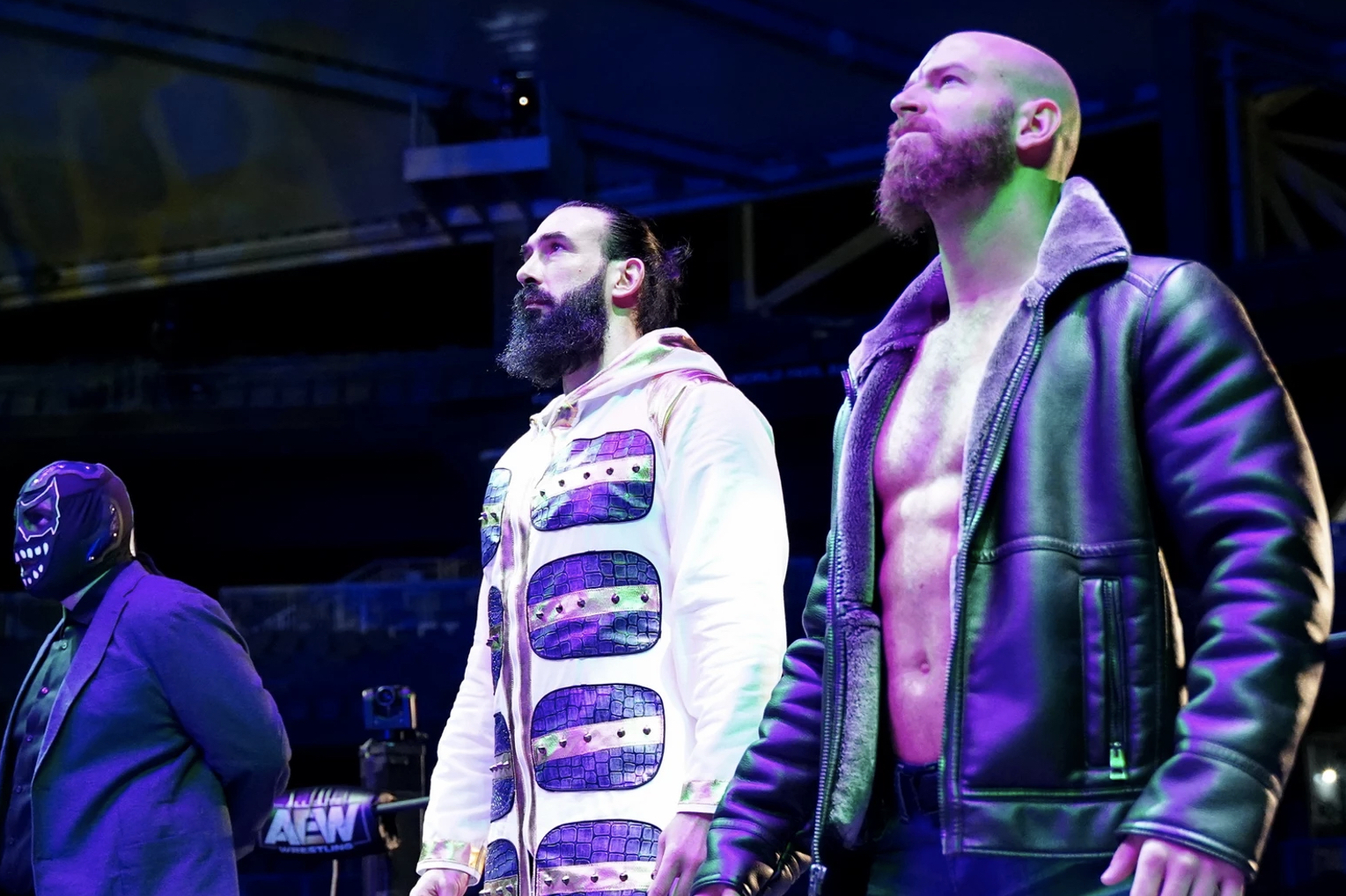 Aew S Brodie Lee Says Wwe Offered Ungodly Money In Contract Talks Bleacher Report Latest News Videos And Highlights
