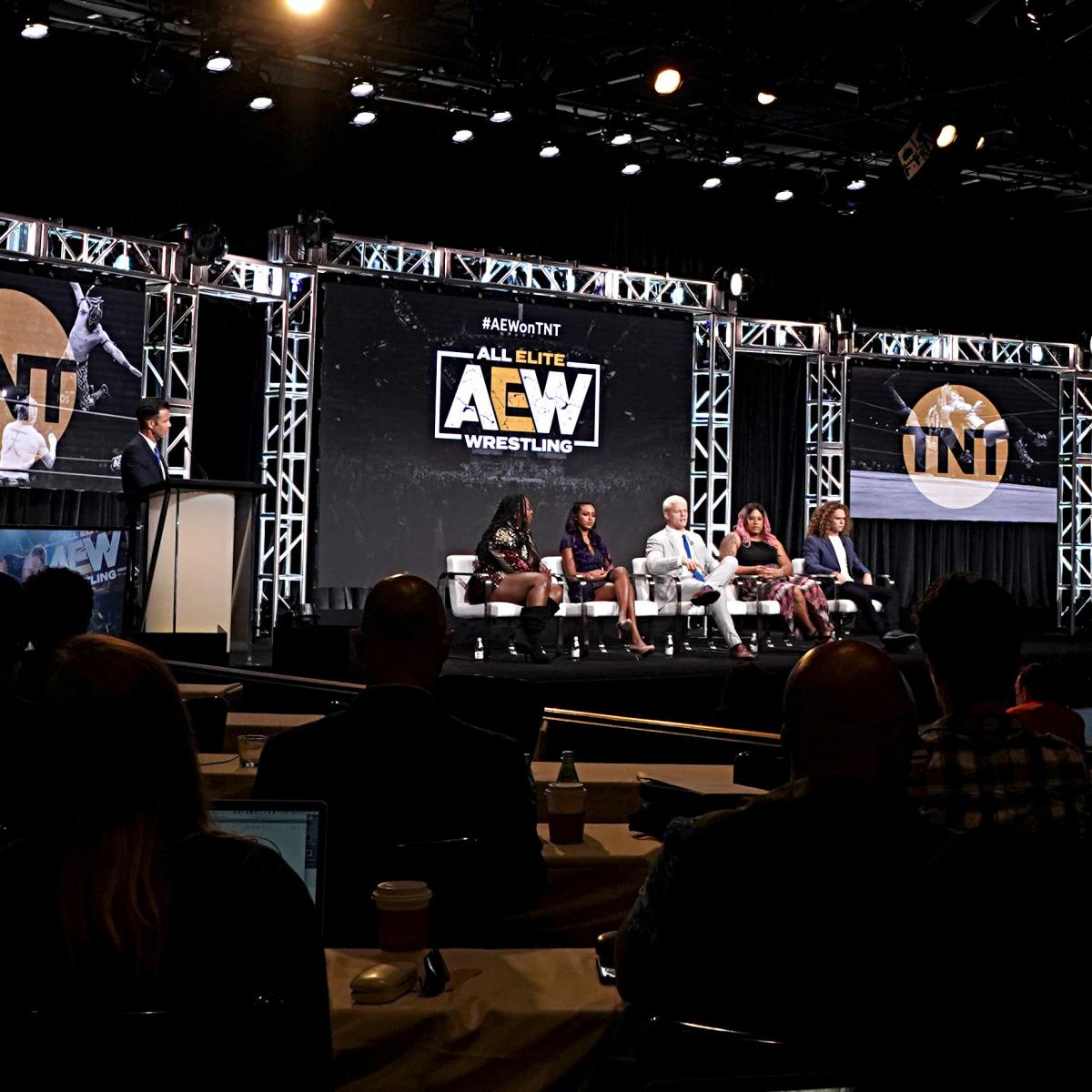 AEW Announces 1st Ever 'High Stakes' TNT Championship Debuting April 8