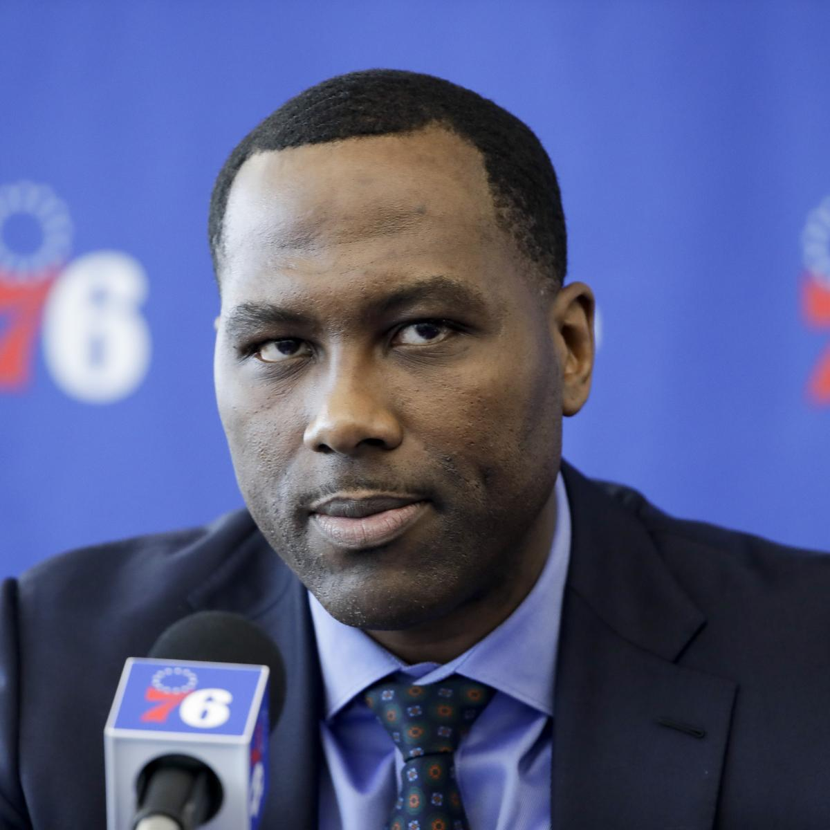 Knicks Rumors: 76ers Elton Brand a Candidate for New York GM Job