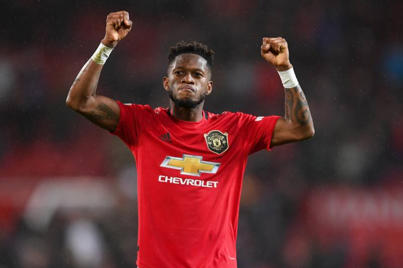 From Almost 'A Joke' to Key Man: How Fred Saved His Manchester ...