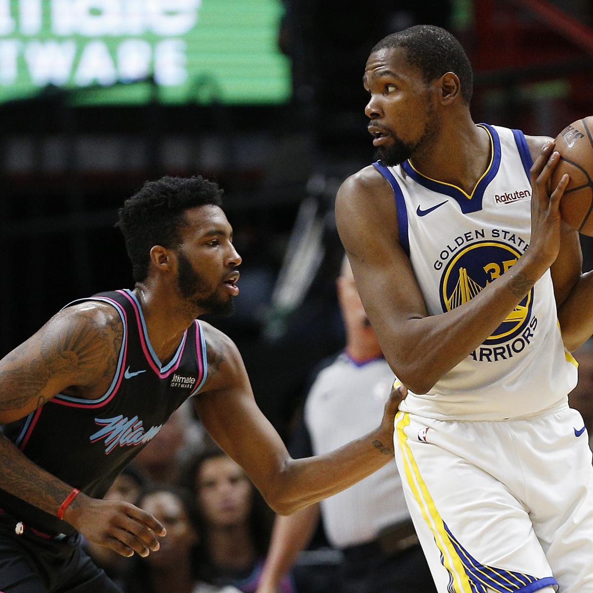 Kevin Durant Uses Clippers in Loss to Derrick Jones Jr. in ESPN NBA2K Tournament