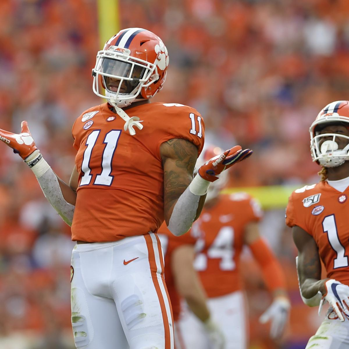 NFL Draft 2020: Latest Expert Mocks, Projections for Tough 1st-Round Decisions