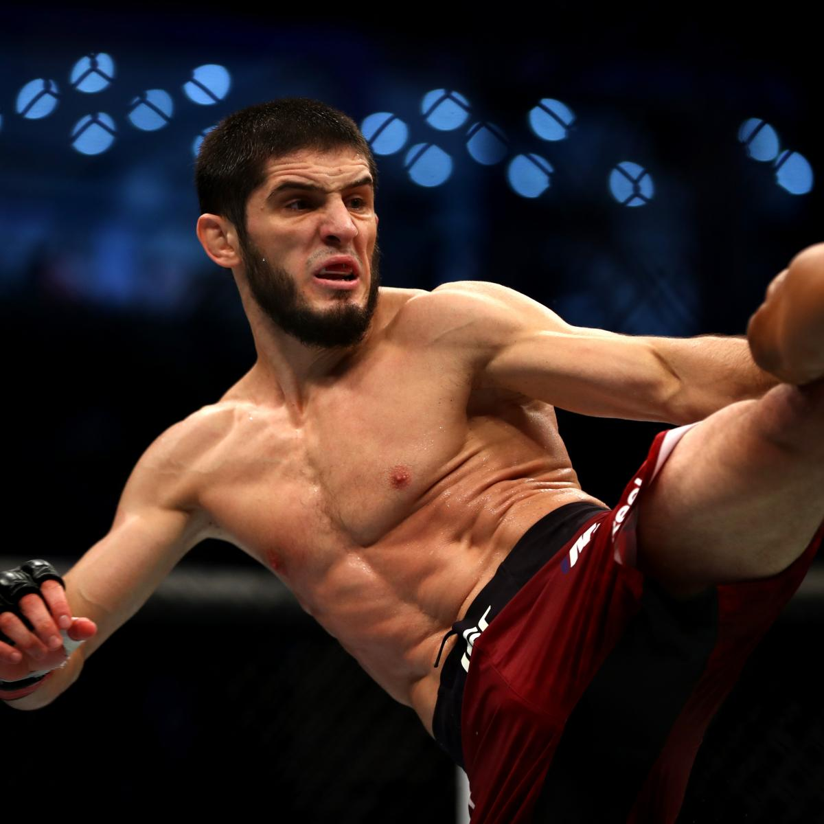 Islam Makhachev Reportedly Won't Compete at UFC 249; Hernandez Expected to Fight