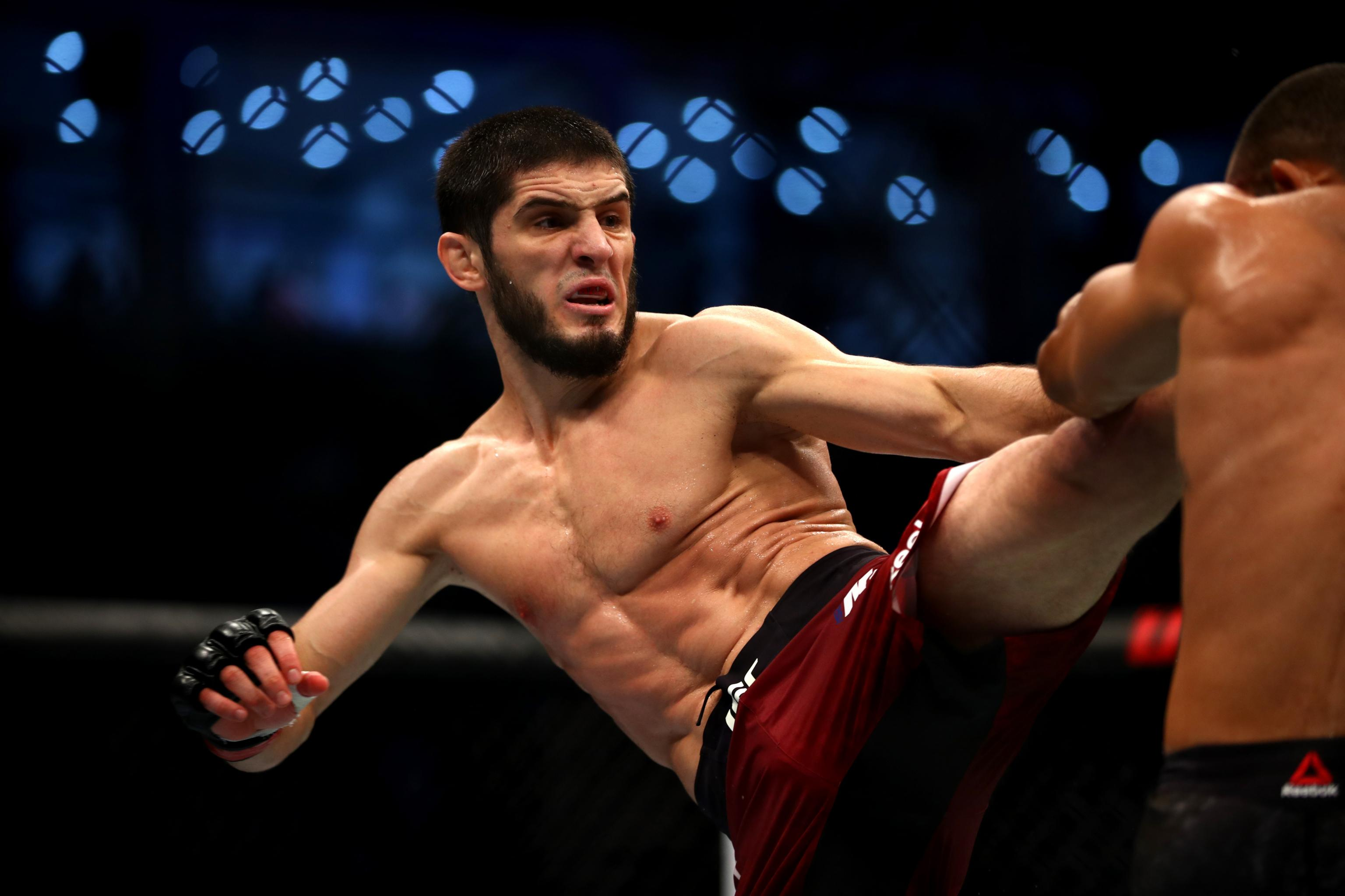 Islam Makhachev Reportedly Won't Compete at UFC 249; Hernandez Expected to Fight | Bleacher Report | Latest News, Videos and Highlights