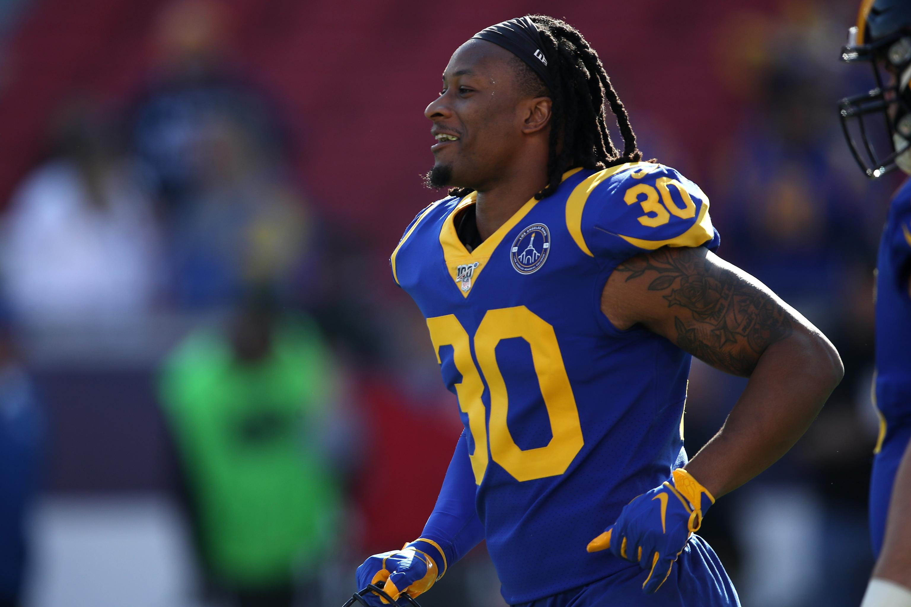 Falcons Very Comfortable With Todd Gurley S Knee After Injury Says Gm Bleacher Report Latest News Videos And Highlights