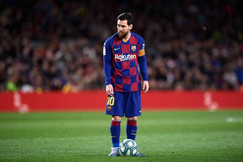 Lionel Messi Calls Out 'Fake News' Report Linking Barcelona Star ...
