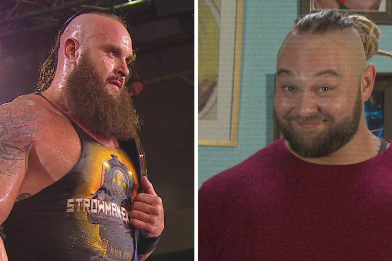 Bray Wyatt Vs Braun Strowman Cinematic Match Planned For WWE Extreme Rules 2