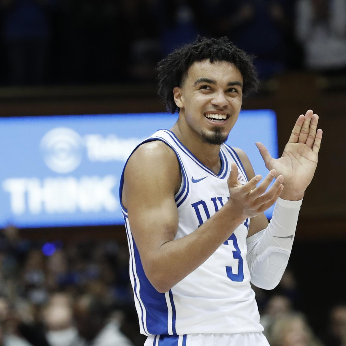 NBA Draft 2020: 1st-Round Mock, Predictions For Underrated