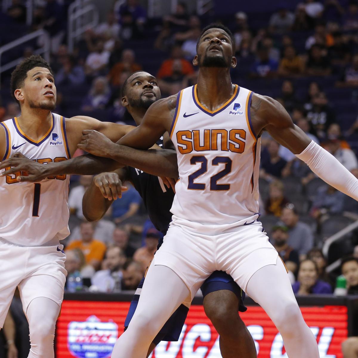 Devin Booker Beats Suns Teammate Deandre Ayton to Win NBA 2K20 Championship