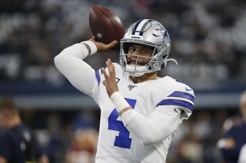 Cowboys' Dak Prescott Calls Reported Quarantine Party 'Inaccurate ...