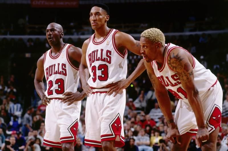 Who Ya Got: 72-Win Chicago Bulls or 73-Win Golden State Warriors ...