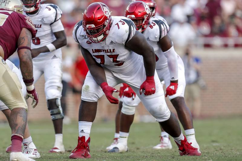 How Far Could Mekhi Becton, Javon Kinlaw Fall in Draft After ...