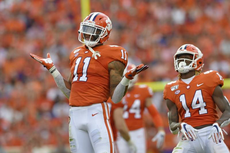NFL Draft 2020 Rumors: Isaiah Simmons Expected to Be Picked in 7 ...