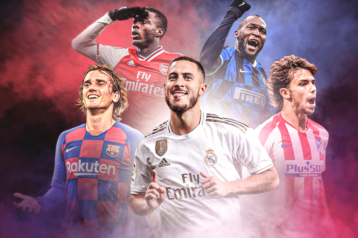 Stick or Twist? Re-Doing the Summer 2019 Transfer Window for Europe's Top Clubs