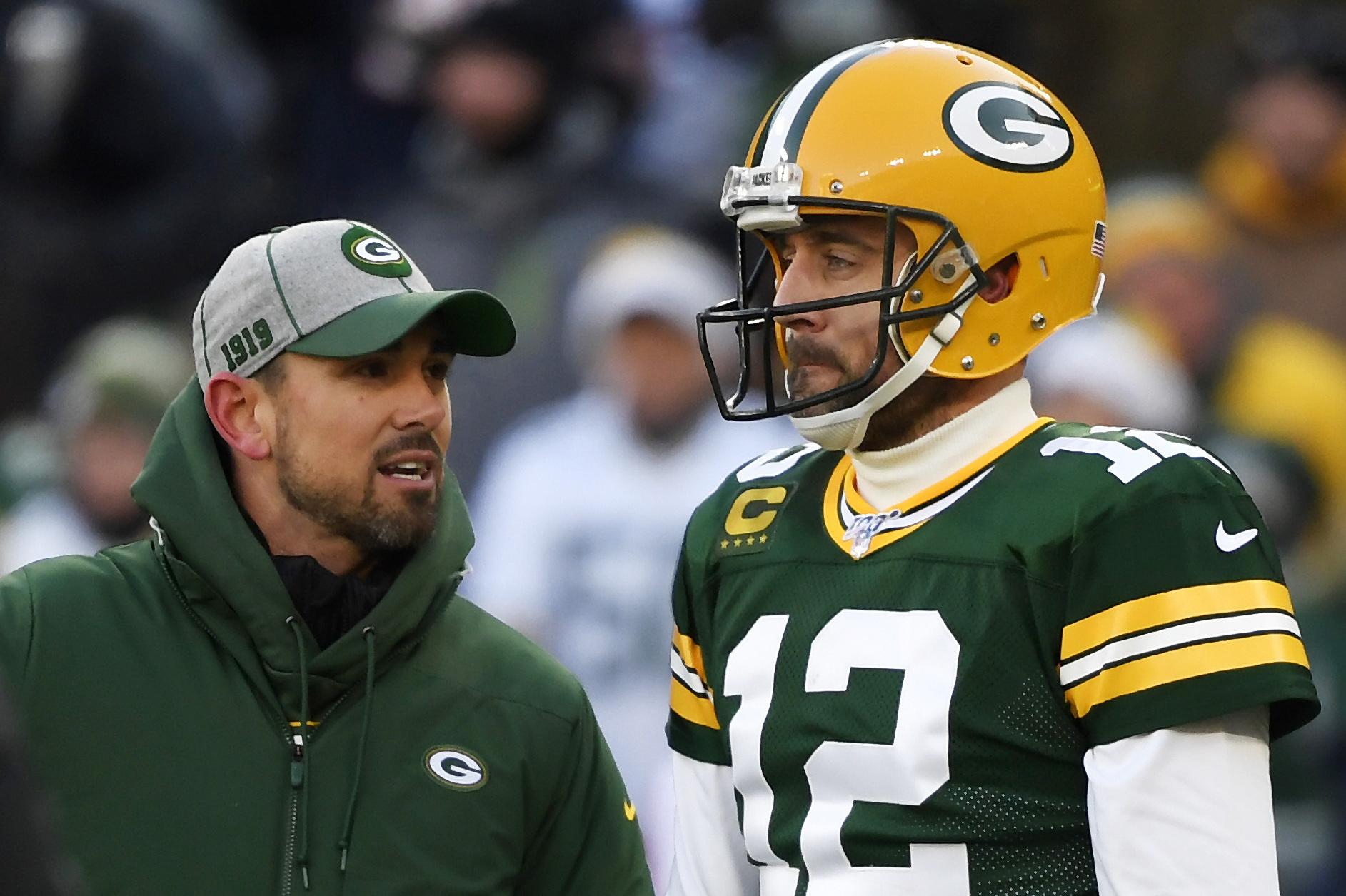 Longtime Packers Writer: 'My Sense' Matt LaFleur Tiring of Aaron Rodgers' 'Act' | Bleacher Report | Latest News, Videos and Highlights