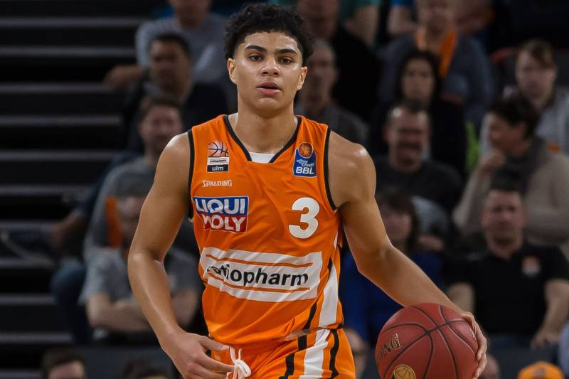 2020 NBA Draft Prospect Killian Hayes out of German Tournament ...