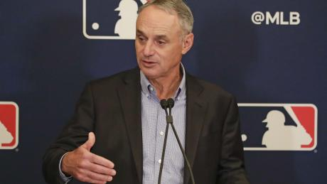 Report: MLB's plan to reopen