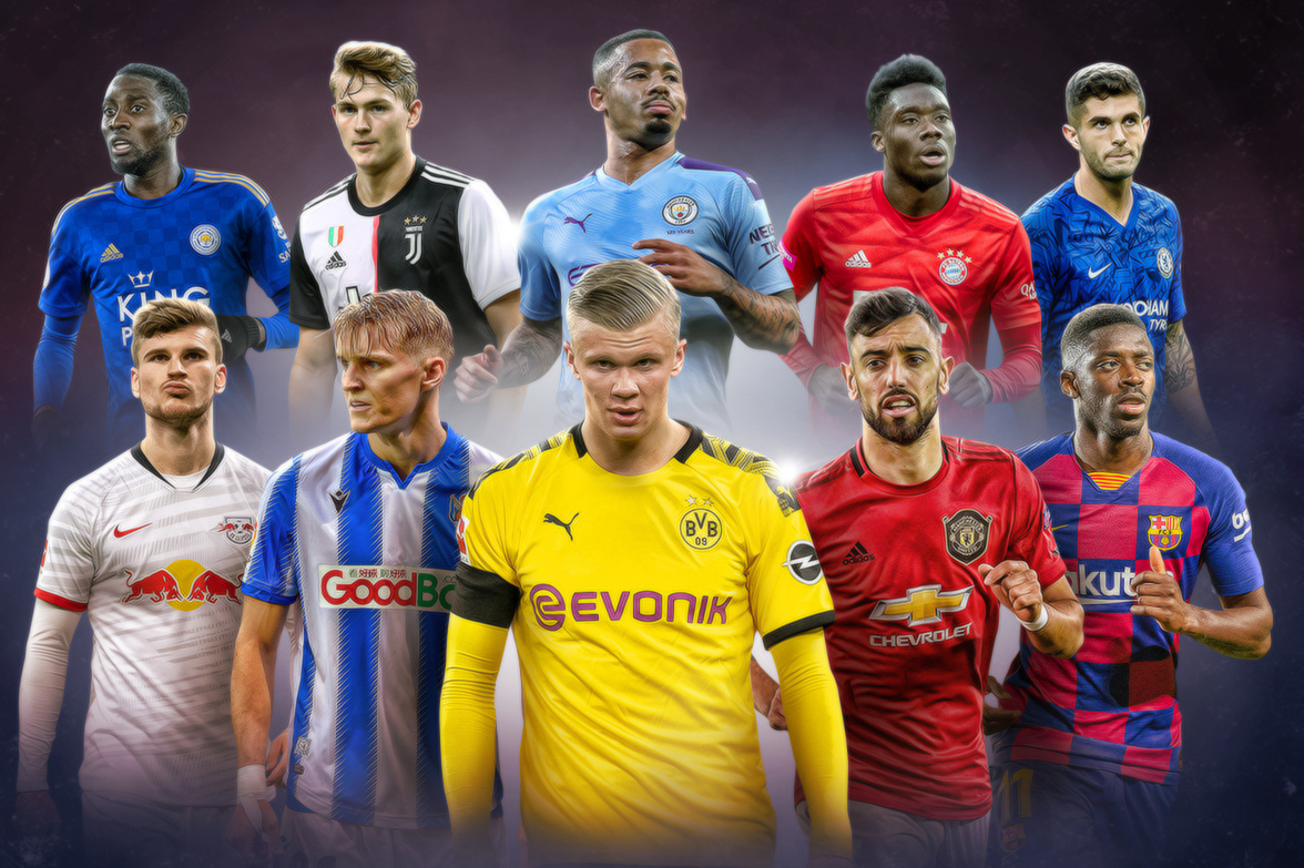Ranking Europe's Top Clubs Only Using Players 25 and Under