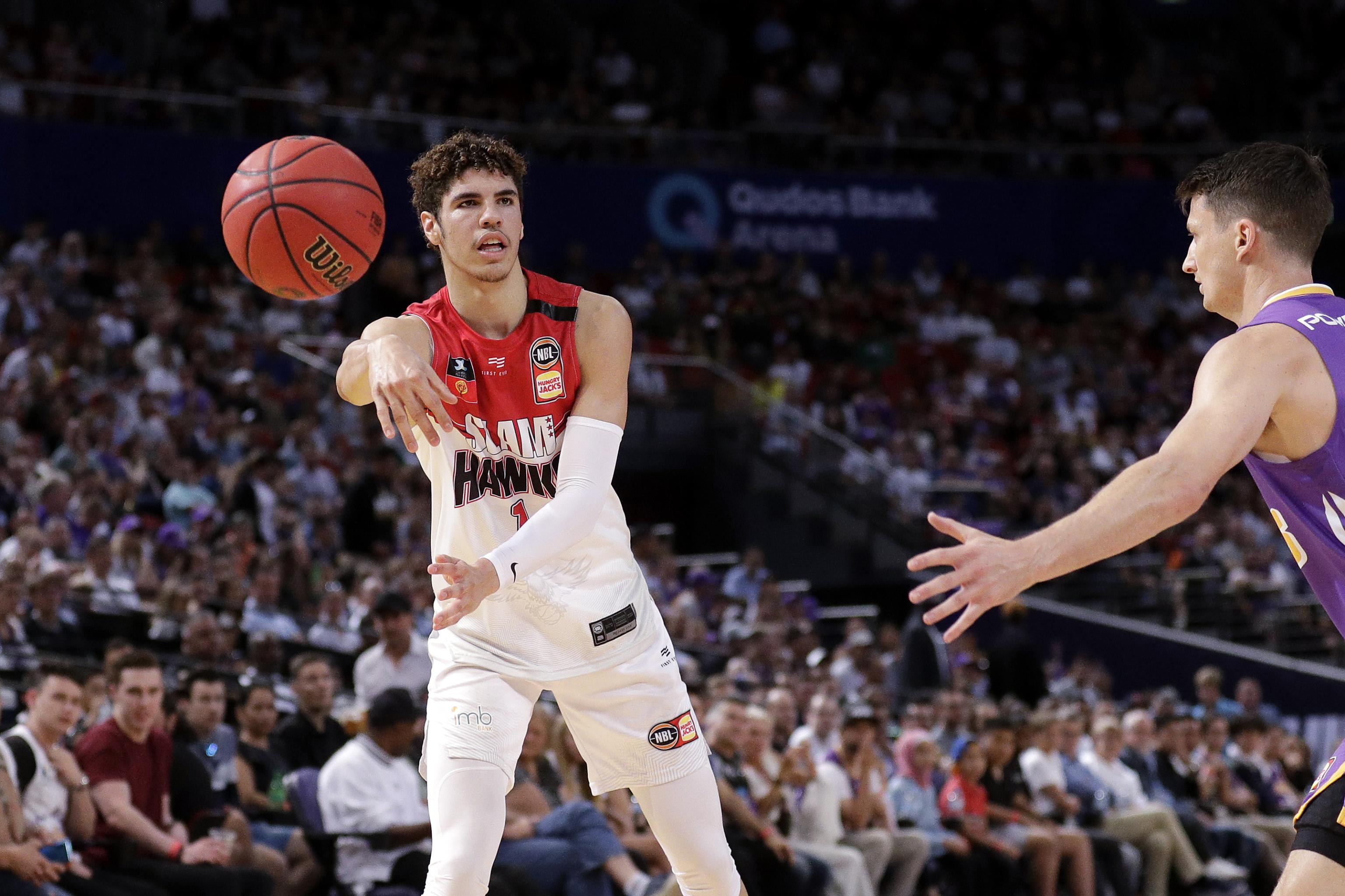 Lamelo Ball S Draft Scouting Report Pro Comparison Updated Hornets Roster Bleacher Report Latest News Videos And Highlights Lamelo ball height weight and body details lamelo ball height: lamelo ball s draft scouting report
