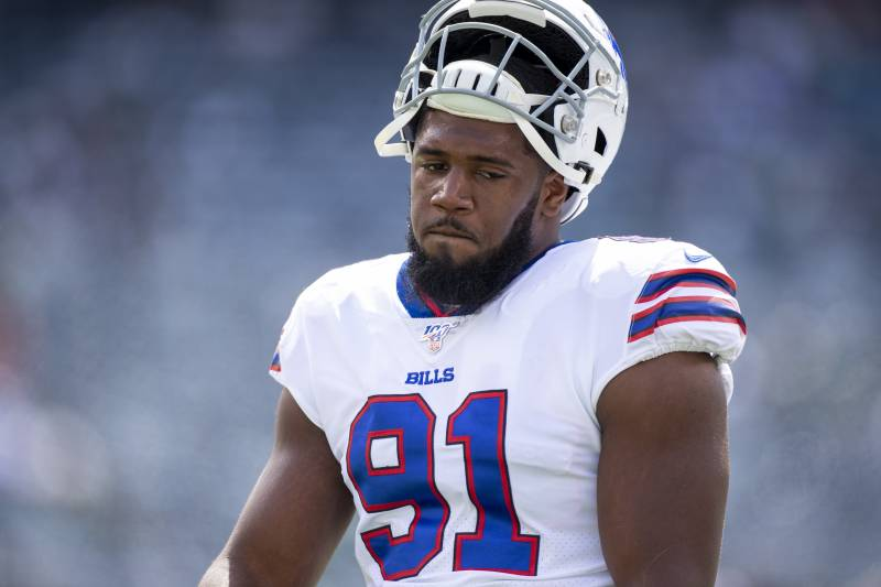 Bills' Ed Oliver Arrested on DWI, Weapon Charges in Texas; Video ...