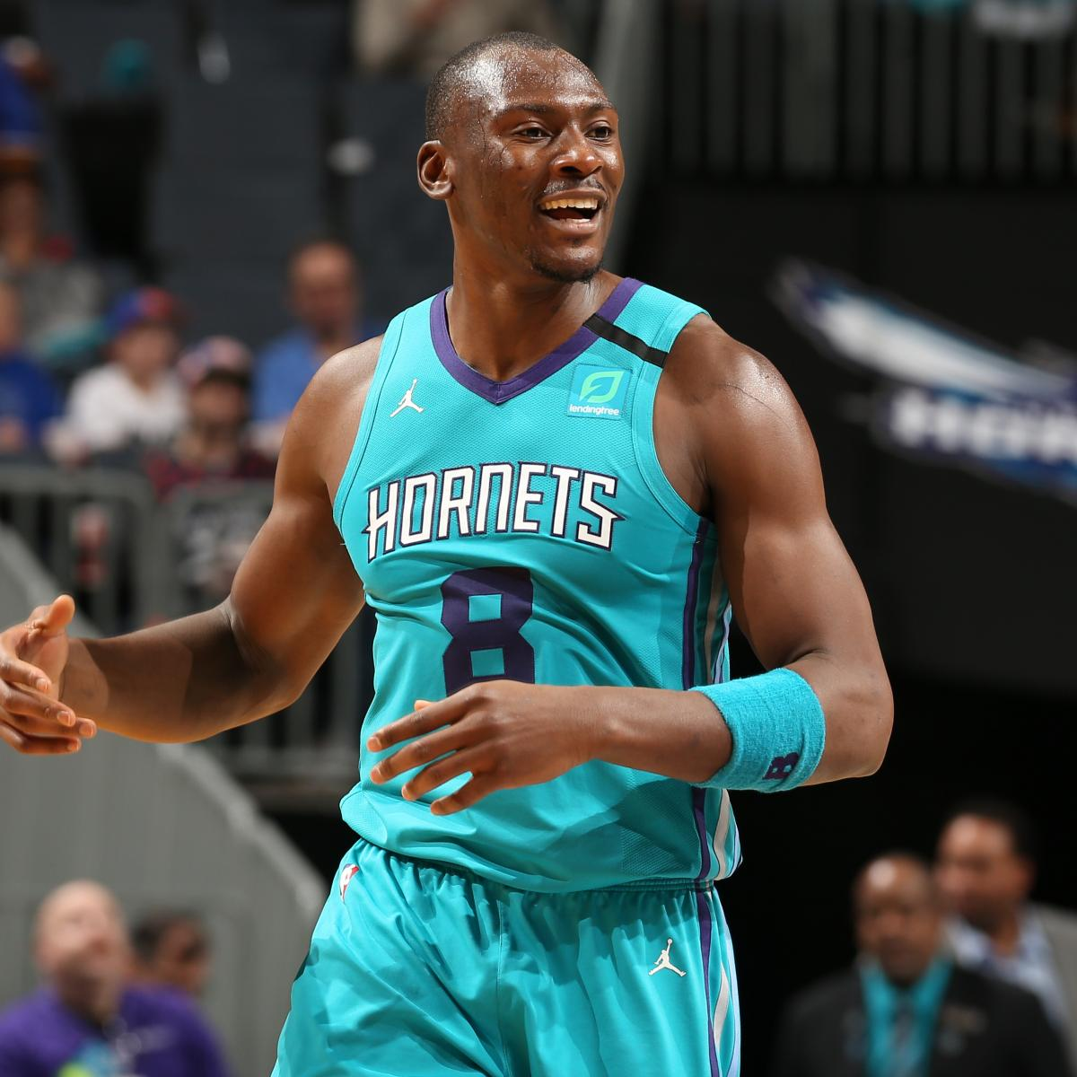 Bismack Biyombo, Hornets Reportedly Agree to New Contract in 2020 Free Agency