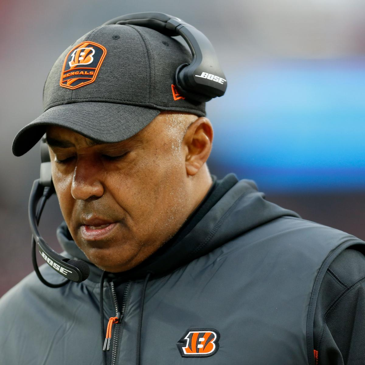 Ex-Bengals HC Marvin Lewis Compares Rooney Rule Incentive