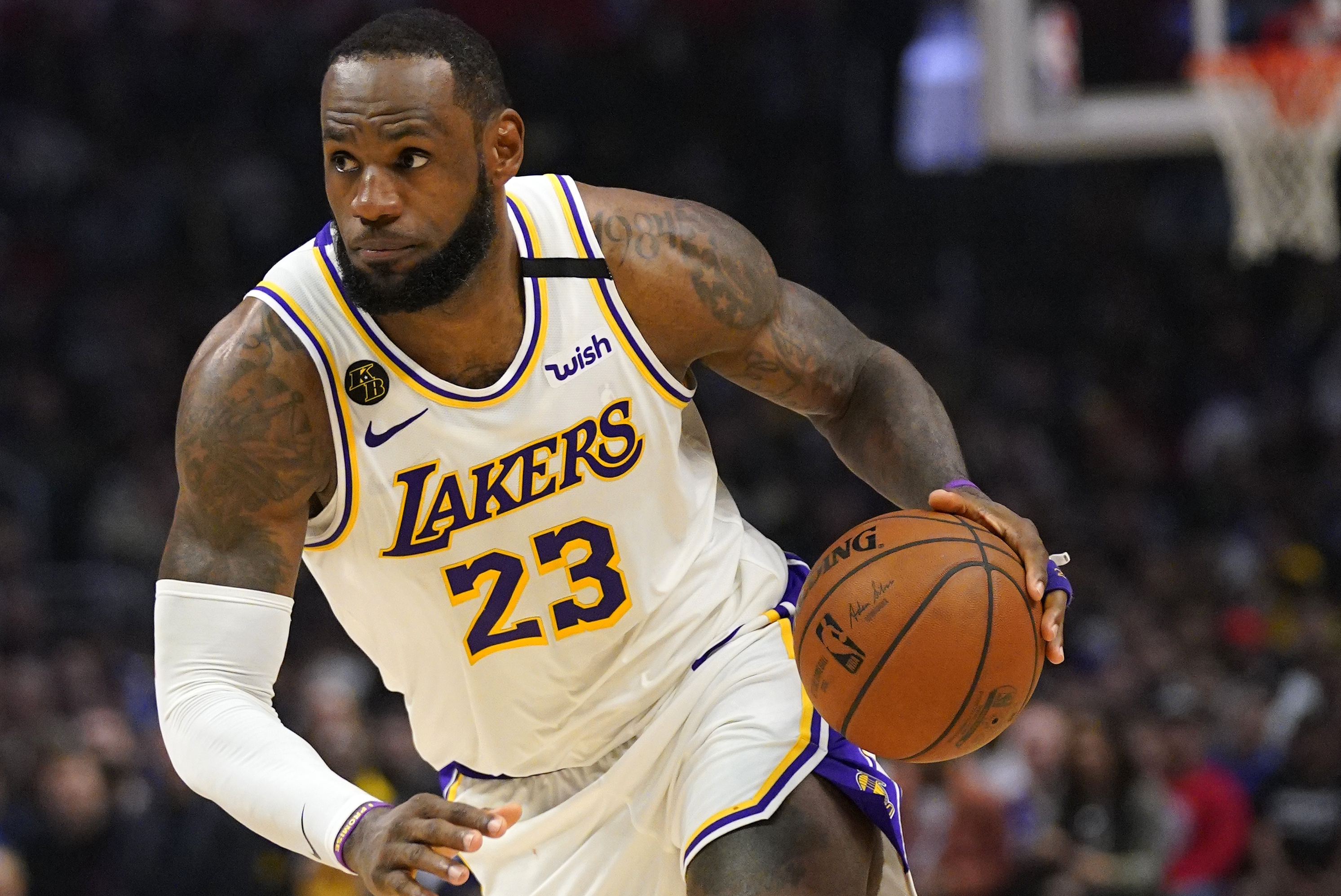 Video Lebron James Narrates Nike Ad About Sports Returning From Covid 19 Hiatus Bleacher Report Latest News Videos And Highlights