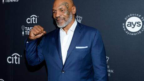 Mike Tyson gets $20M+ fight offer
