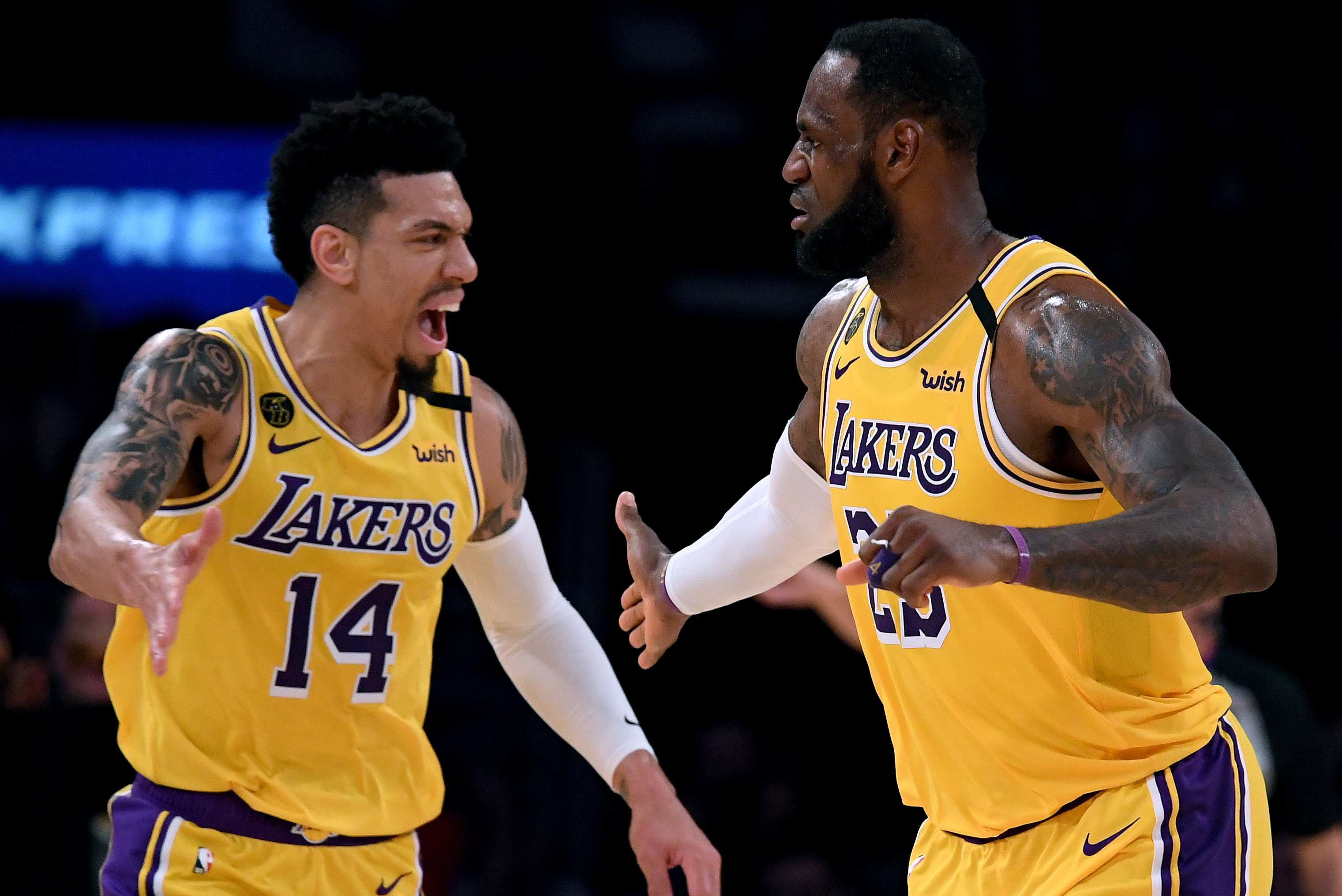 Lebron James Leading Lakers To Same Level As Kobe Bryant Danny Green Says Bleacher Report Latest News Videos And Highlights