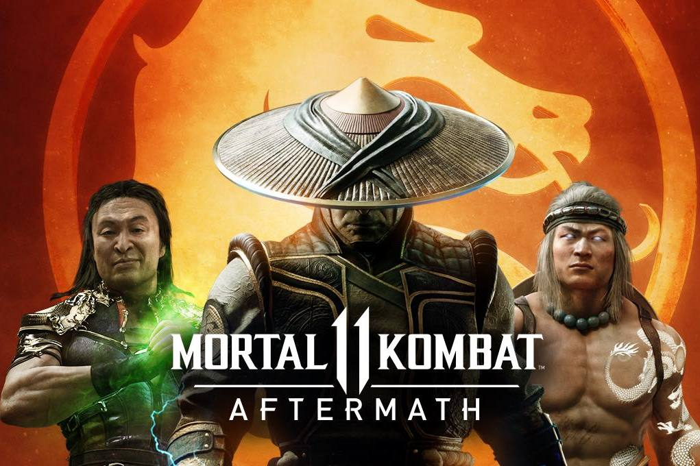 Mortal Kombat 11 Aftermath Review Gameplay Impressions And