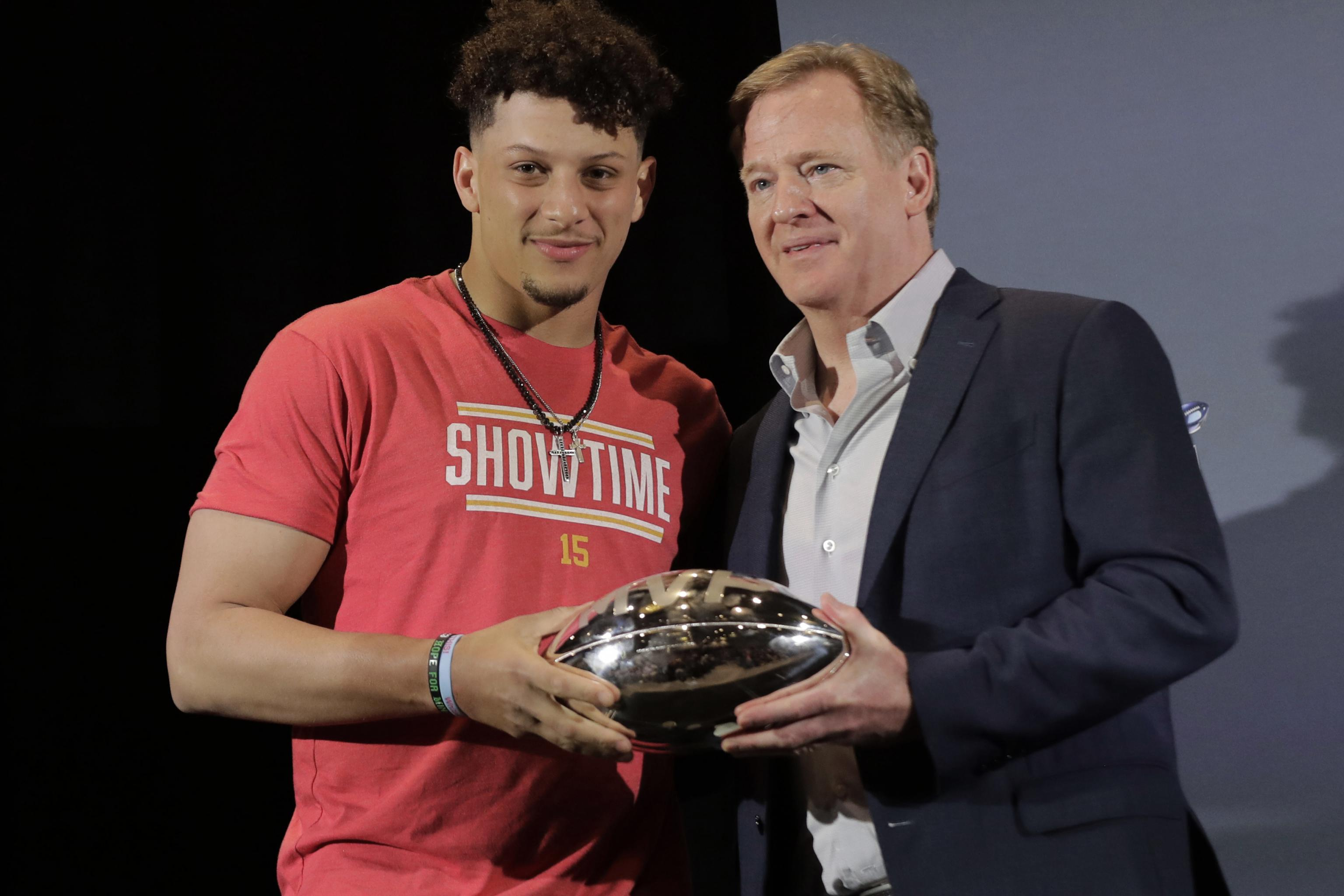 Patrick Mahomes: 'Senseless Murders' Like George Floyd 'Cannot Continue' in USA   Bleacher Report   Latest News, Videos and Highlights