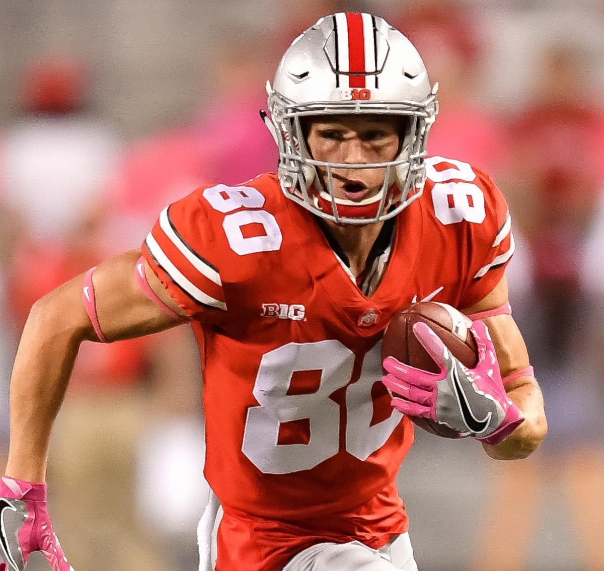 Ohio State WR C.J. Saunders Arrested for Curfew Violation ...