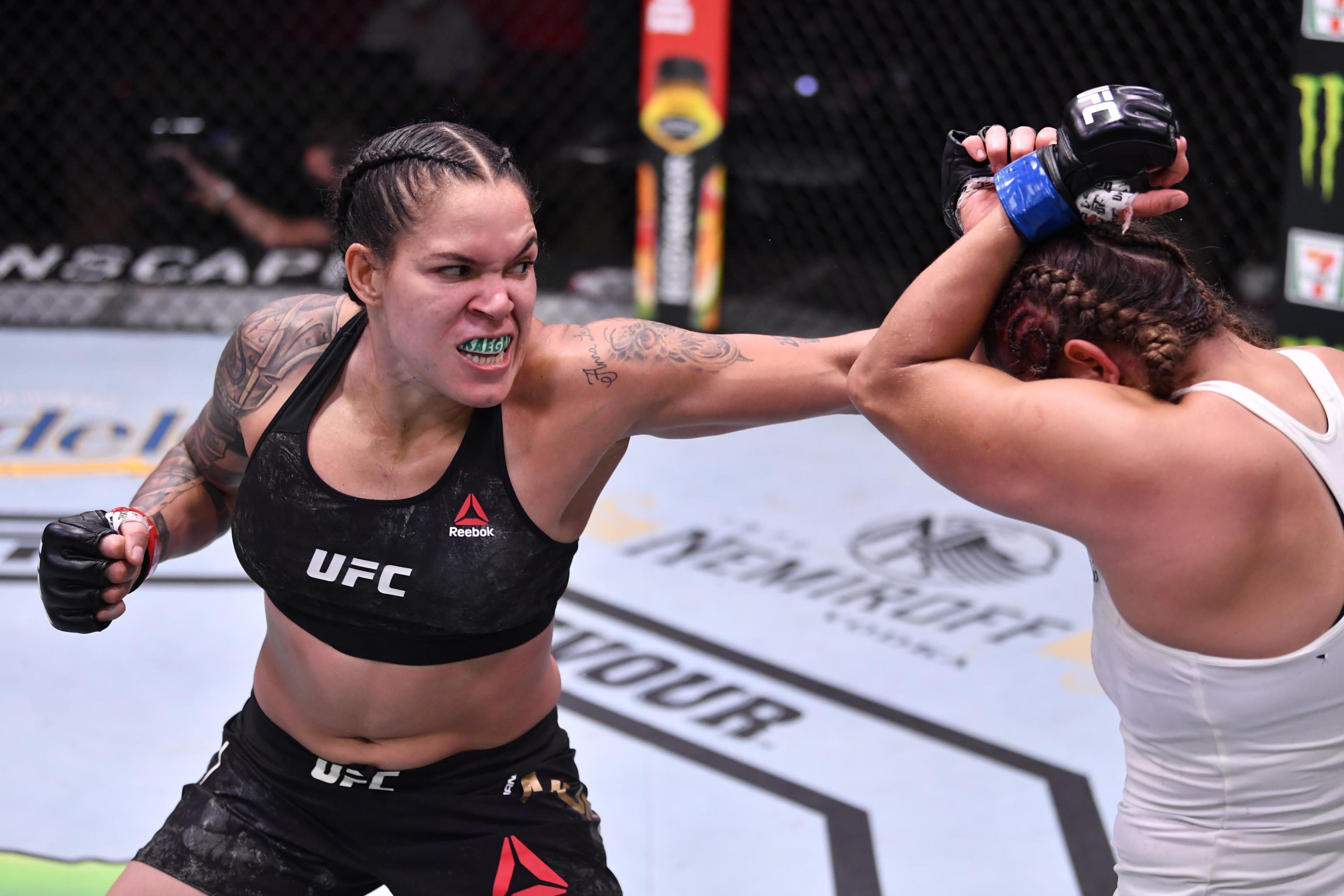 After Making History at UFC 250, No One Should Sleep on Amanda ...