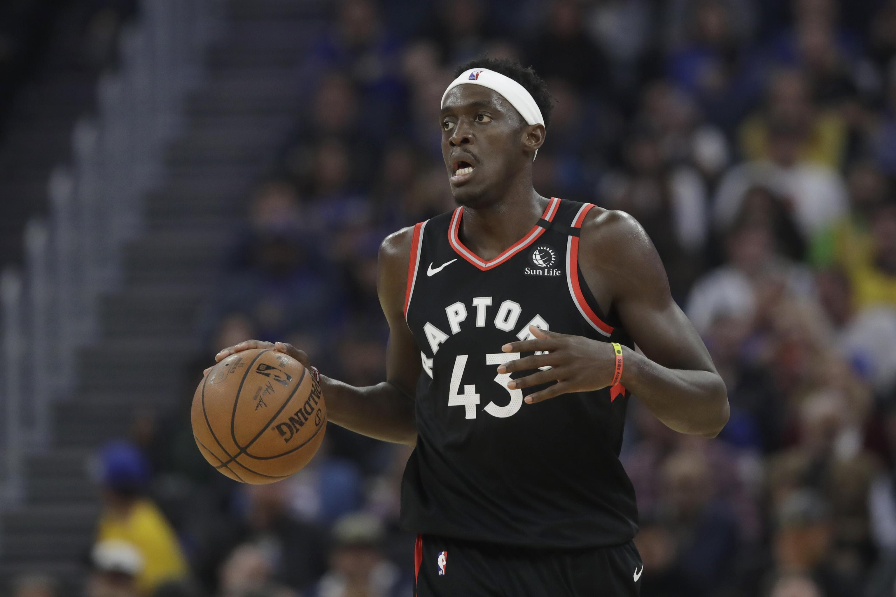 Pascal Siakam On Critics I Just Don T Care What People Think Of The Raptors Bleacher Report Latest News Videos And Highlights