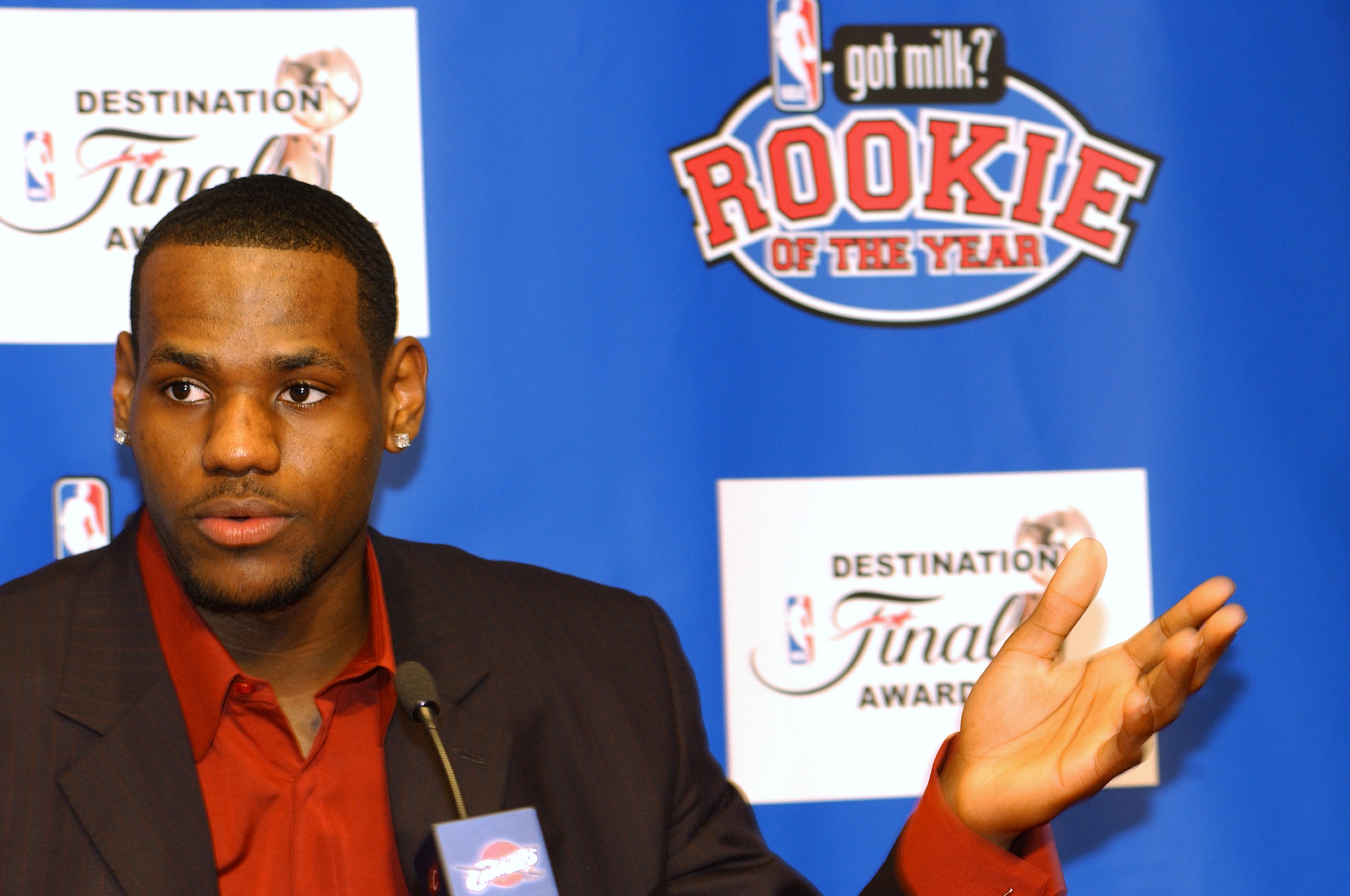 Lebron James Rookie Card Sells For 57k At Auction Bleacher Report Latest News Videos And Highlights