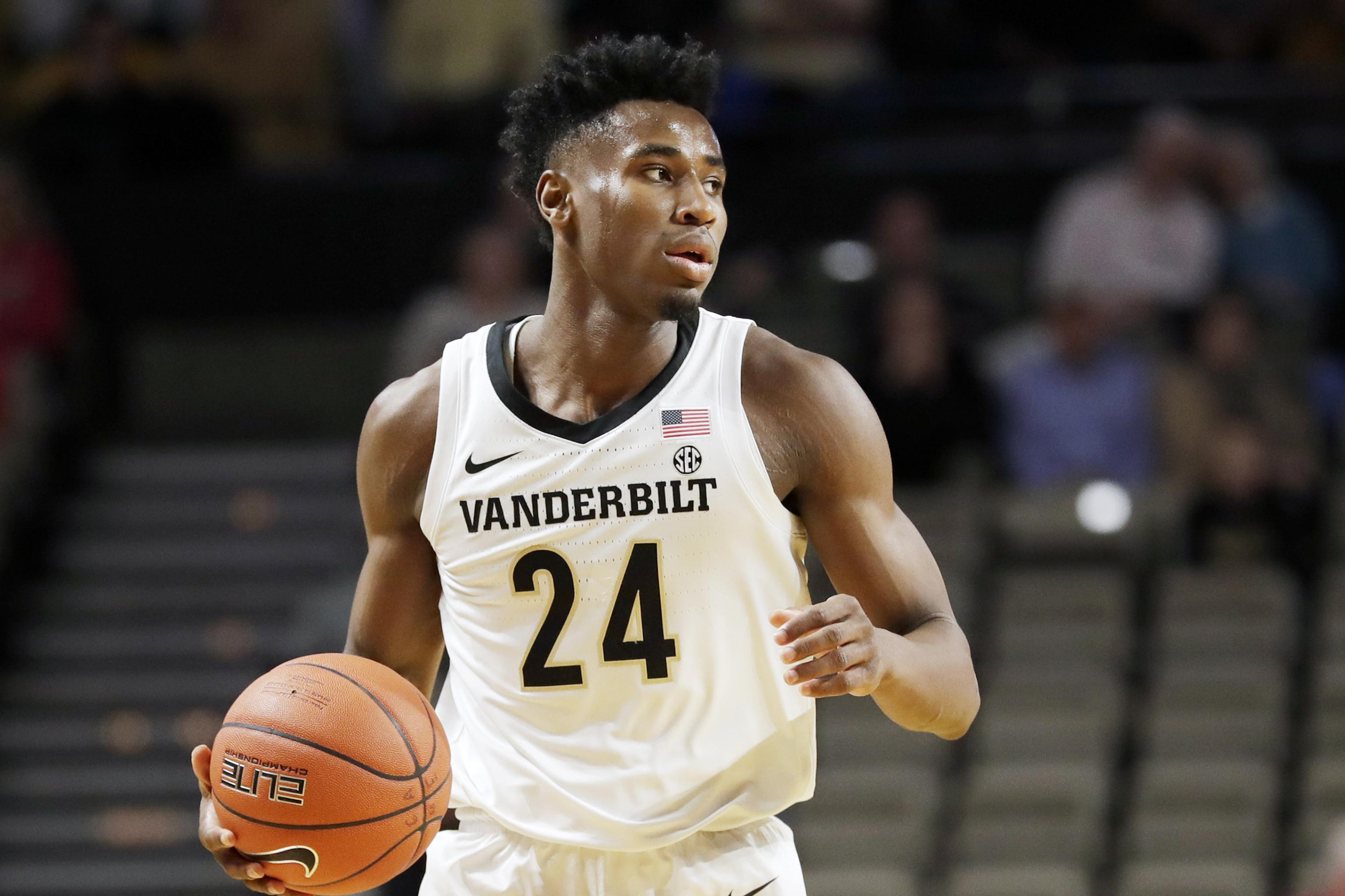 NBA Mock Draft 2020: Predictions for Aaron Nesmith and Best Shooters in  Class | Bleacher Report | Latest News, Videos and Highlights