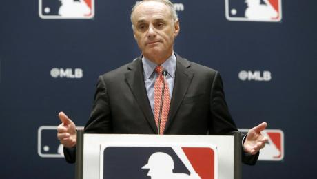 Report: MLB nearing deal for 2020 season