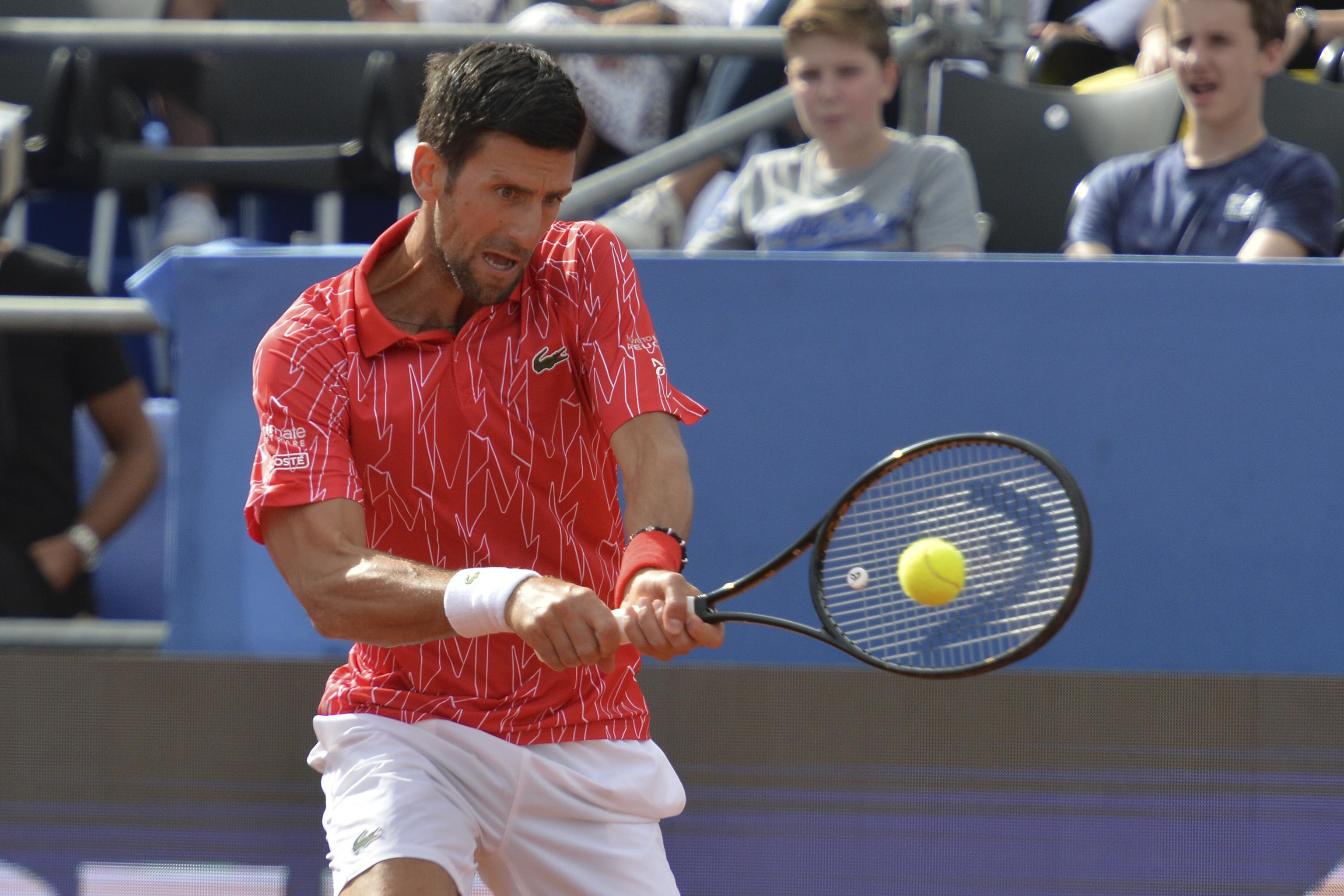 Novak Djokovic Wife Jelena Both Test Positive For Covid 19 In Serbia Bleacher Report Latest News Videos And Highlights